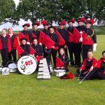 Groepsfoto Muziekvereniging DES
