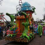 Carnavals optocht te Denekamp