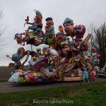 Optocht van Lepelstraat : Bc de waterstraot 2020 optocht Lepelstraat
