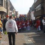 Carnaval stoet Bredene
