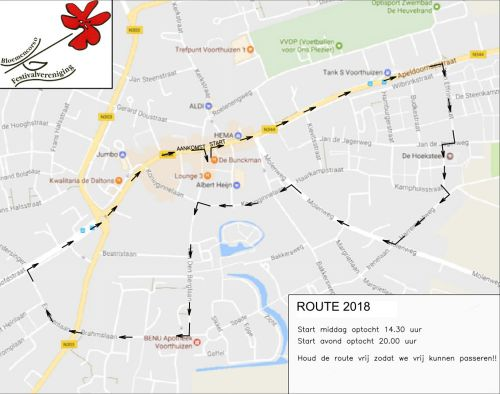 Route 2018