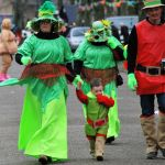 Carnavalsoptocht c.v. De Klotstèkers