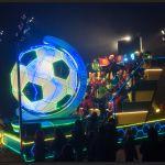 Lichttorens welcom to brasil