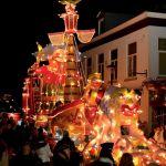 Verlichte optocht van Boxmeer : Lichtjesoptocht Praolt en Straolt