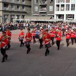 Optocht van Genk : Showbrassband Thalita Vlaardingen O-parade Genk