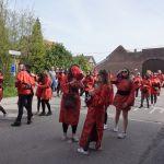 Optocht Millen (BE) Limburg - 06 april 2019