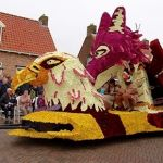 Jeugdbloemencorso van Sint Jansklooster