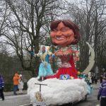 Optocht van Schaarbeek : Scharnaval 2018