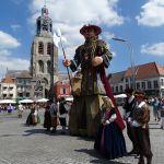 Optocht van Bergen op Zoom