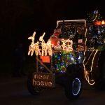 Tractor Kerstlicht parade Werchter 21-12-2019 (Betekom)