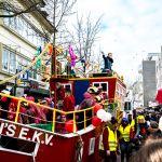 Carnavalsoptocht Gronau