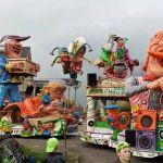 Optocht van Fijnaart : Bc de boerkes 3e plaats