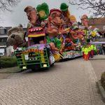 B.C. De Boerkes 1e Prijs Bij De Grote Wagens