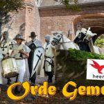 Optocht van Bergen op Zoom : Duitse Orde Gemerthe