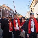 Carnavalstoet Helecine 31-03-2019