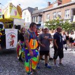 Optocht Hannut Cortege Folklorique (21 juli 2019)