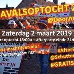 Carnavalsoptocht 2019 in Doornenburg