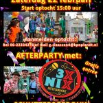 Carnavalsoptocht 2020 & Alaaf-terparty
