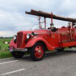 Ford v8 Bouwjaar 1936 van Maarssen