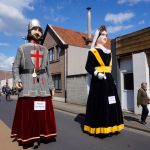 Optocht van Beveren-Waas : Internationale Folklorestoet