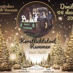 Kerstlichtstoet Rummen 2019