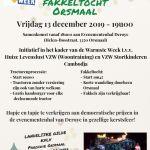 Kersttractorrun + Fakkeltocht Orsmaal