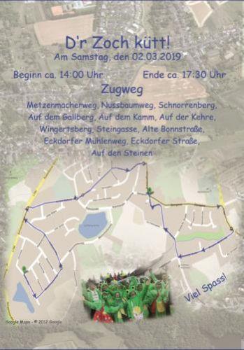 Zugweg Badorf