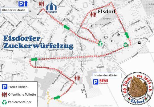 Zugweg Elsdorf