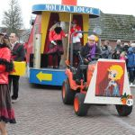 Optocht Harreveld 2016 - Moulin Rouge