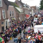 Begin optocht