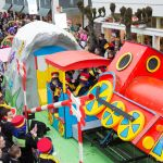 Grote Optocht Apestad 2016: praalwagen