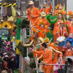 Grote Optocht Apestad 2016: super kleurrijk