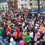 Grote Optocht Apestad 2016: één groot feest