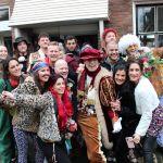 Grote Optocht van Oosterhout (Oosterhout) : Prins in St. Vincentiusstraat 23-02-2020 - 2