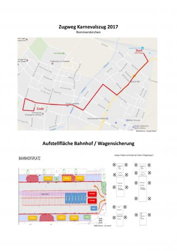 Zugweg rommerskirchen