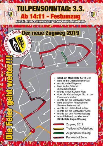 Zugweg Garzweiler