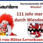 Optocht van Wiesdorf (Duitsland)