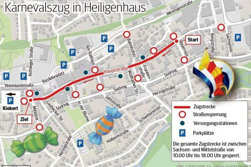 Zugweg Heiligenhaus