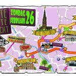 Route Grote optocht Veghel 2017