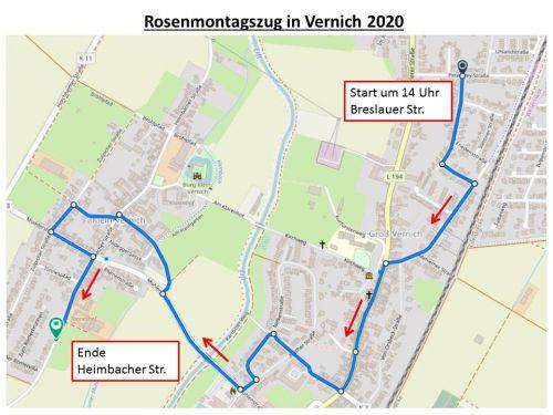 Zugweg Vernich