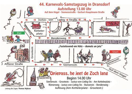 Zugweg Dransdorf