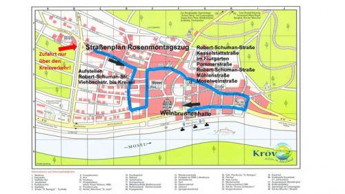 Zugweg Kröv
