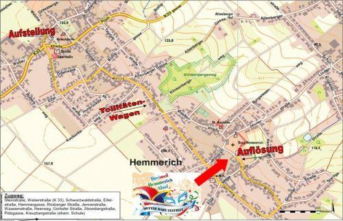 Zugweg Hemmerich