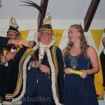 Prins Dagobert XLIV en Prinses Maaike
