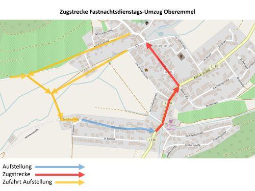 Zugweg Oberemmel