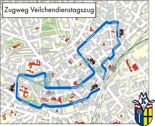 Zugweg mönchengladbach