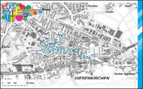 Zugweg Giesenkirchen