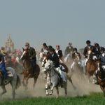 Optocht van Hakendover (België) : Paardengalop 2007