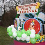 Opgetrommeld voor 't Carnaval