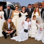 Peaky blinders en bruidjes